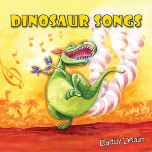 Dinosaur Songs by Daddy Donut